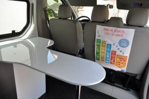 Minibus Intérieur 2