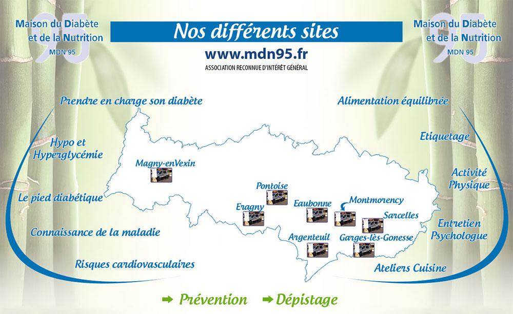 Calendrier Infirmiere Pontoise.Maison Du Diabete Et De La Nutrition 95